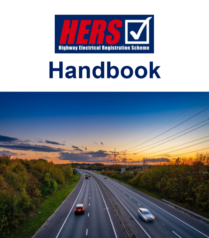 HERS Handbook and Current Forms - Highway Electrical ...